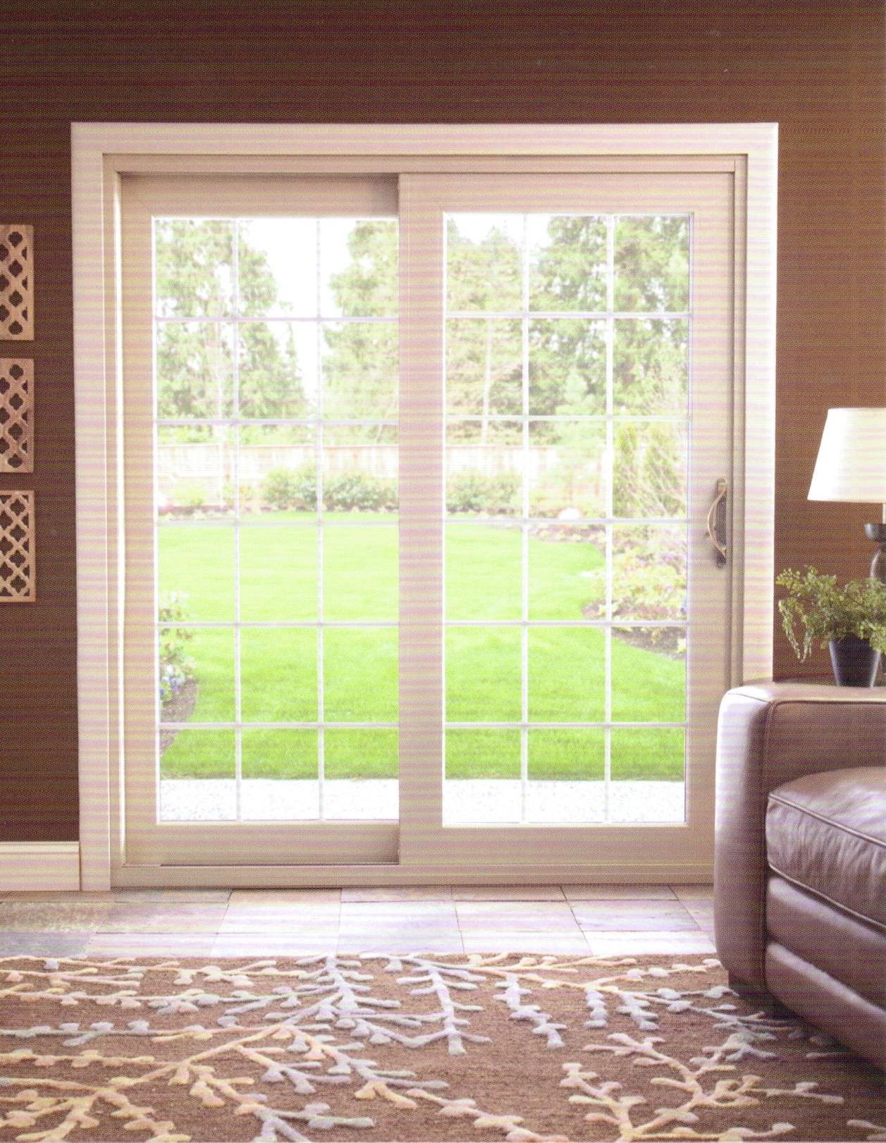 Patio doors quality high quality replace patio door for Quality patio doors
